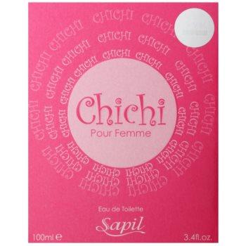 Sapil Chichi Eau de Toilette für Damen 4