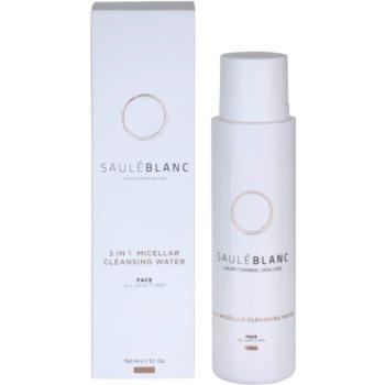 Saulé Blanc Face Care micelarna čistilna voda 3v1 1