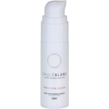 Saulé Blanc Face Care aufhellende Crem für die Augenpartien gegen Schwellungen und Augenringe 1
