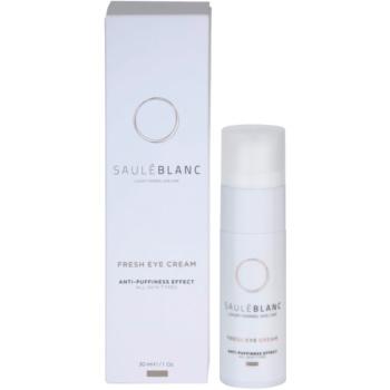 Saulé Blanc Face Care aufhellende Crem für die Augenpartien gegen Schwellungen und Augenringe 2