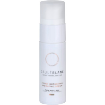 Saulé Blanc Face Care hydratisierendes Serum für reife Haut