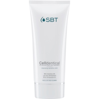 SBT Celldentical lapte de curățare fara parfum