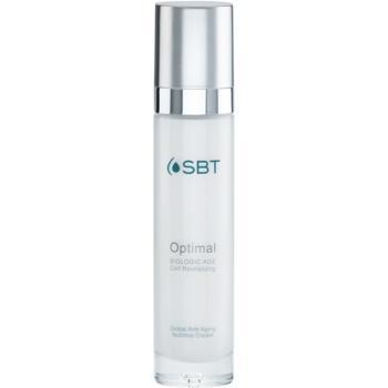 SBT Optimal crema de zi cu efect de refacere impotriva imbatranirii pielii