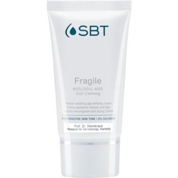 SBT Fragile crema de zi calmanta pentru piele sensibila si iritabila  50 ml