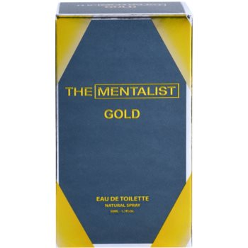 ScentStory The Mentalist Gold туалетна вода для чоловіків 4