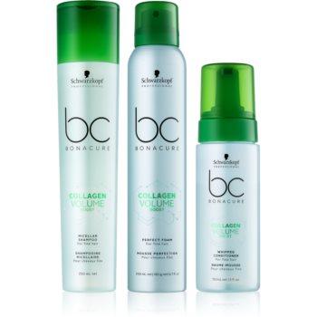 Schwarzkopf Professional BC Bonacure Volume Boost set cosmetice pentru femei
