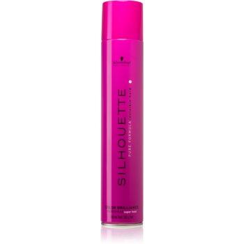 Schwarzkopf Professional Silhouette Color Brilliance lak na vlasy pro barvené vlasy 500 ml