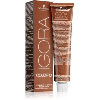 Schwarzkopf Professional IGORA Color 10 Permanente Haarfarbe mit 10 Minuten Einwirkzeit 7-12 60 ml