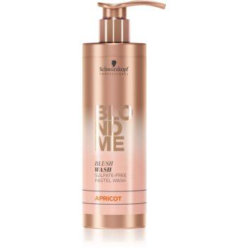 Schwarzkopf Professional Blondme șampon nuanțator pentru par blond