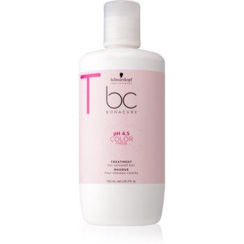Schwarzkopf Professional BC Bonacure pH 4,5 Color Freeze masca pentru păr vopsit
