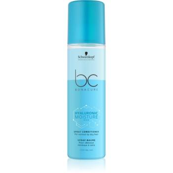 Schwarzkopf Professional BC Bonacure Moisture Kick Balsam hidratant sub forma de spray pentru par normal spre uscat