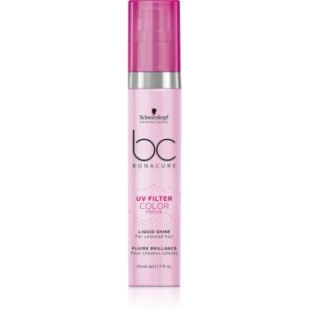 Schwarzkopf Professional BC Bonacure pH 4,5 Color Freeze spray parfumat pentru păr
