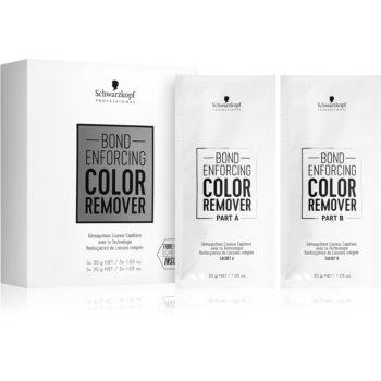 Schwarzkopf Professional Bond Enforcing Color Remover decolorant pentru pãr imagine produs