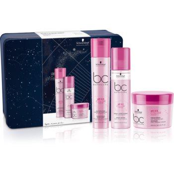 Schwarzkopf Professional BC Bonacure pH 4,5 Color Freeze set cadou (pentru par vopsit sau suvitat) pentru femei