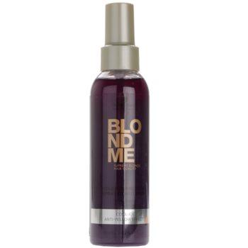 Schwarzkopf Professional Blondme condicionador sem enxaguar em spray para tons loiros frios de cabelo 1