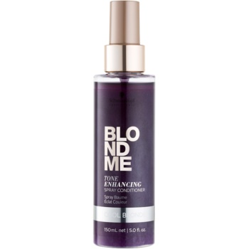 Schwarzkopf Professional Blondme Balsam pentru nuante reci de blond