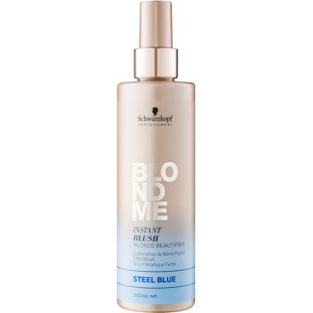 Schwarzkopf Professional Blondme spray colorant pentru par blond
