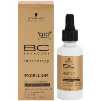 Schwarzkopf Professional BC Bonacure Excellium Taming сироватка для сухої шкіри голови 1
