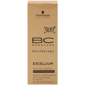 Schwarzkopf Professional BC Bonacure Excellium Taming сироватка для сухої шкіри голови 2