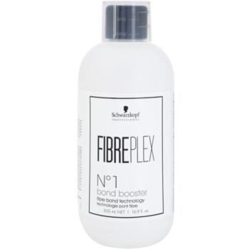 Schwarzkopf Professional FibrePlex N°1 Bond Booster aditivum chránící vlasy před poškozením během procesu barvení 500 ml