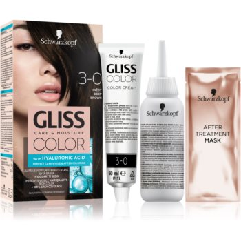 Schwarzkopf Gliss Color culoare par imagine