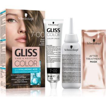 Schwarzkopf Gliss Color culoare par imagine produs
