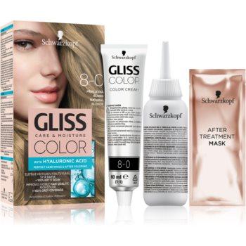Schwarzkopf Gliss Color culoare par imagine