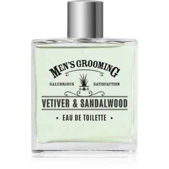 Scottish Fine Soaps Men's Grooming Vetiver & Sandalwood eau de toilette pentru barbati