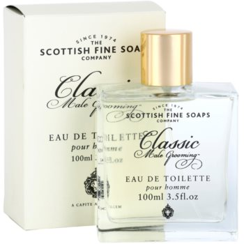 Scottish Fine Soaps Classic Male Grooming Eau de Toilette para homens 2