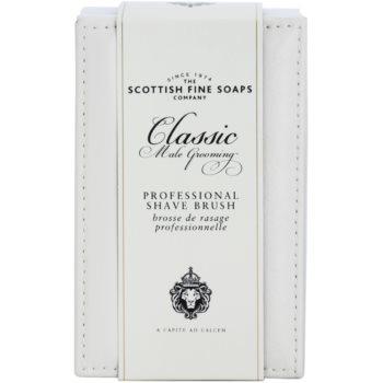 Scottish Fine Soaps Classic Male Grooming Rasierpinsel für Herren 2