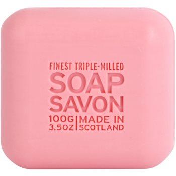 Scottish Fine Soaps Raspberry Pозкішне мило в металевій коробочці 1