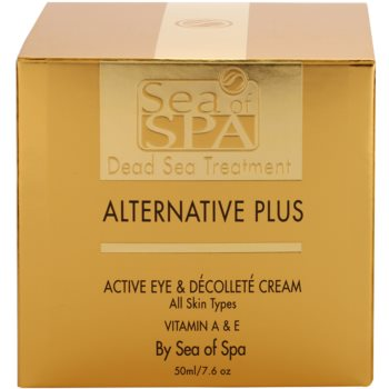 Sea of Spa Alternative Plus creme ativo para olhos e decote 4