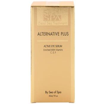 Sea of Spa Alternative Plus активен серум за околоочната област 4
