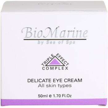 Sea of Spa Bio Marine crema de ochi delicata pentru toate tipurile de ten 3