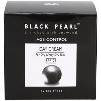 Sea of Spa Black Pearl дневен крем против бръчки за суха или много суха кожа 4