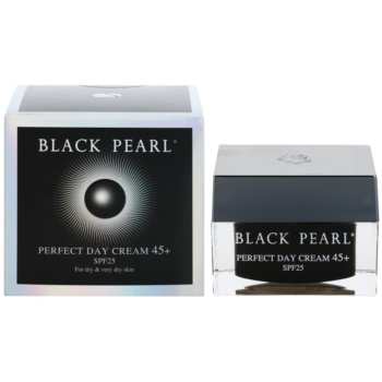 Sea of Spa Black Pearl dnevna vlažilna krema 45+ 2