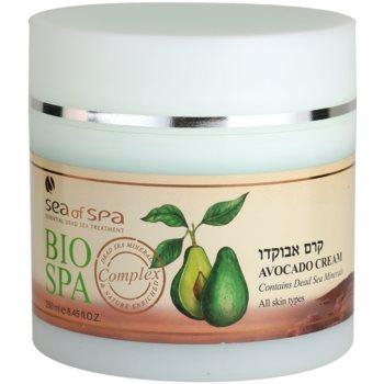Sea of Spa Bio Spa tělový krém s avokádem