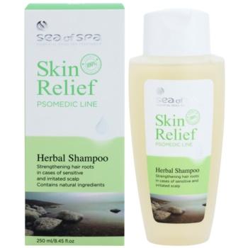 Sea of Spa Skin Relief champô protetor com mineiras curativos do Mar Morto 1