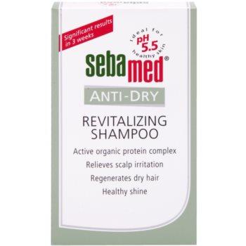 Sebamed Anti-Dry revitalizacijski šampon s fitosteroli 2