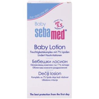Sebamed Baby Care hydratisierende Körpermilch 2