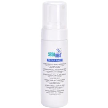 Sebamed Clear Face spuma antibacteriana de curatare