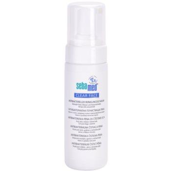 Sebamed Clear Face spuma de curatat