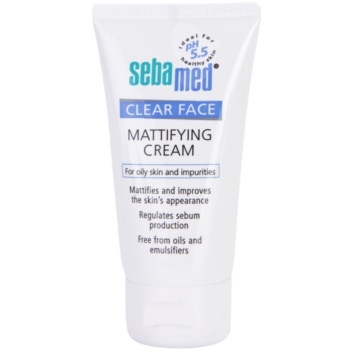 Sebamed Clear Face crema matifianta
