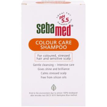 Sebamed Hair Care szampon do włosów farbowanych 2