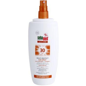 Sebamed Sun Care спрей для засмаги SPF 30 1