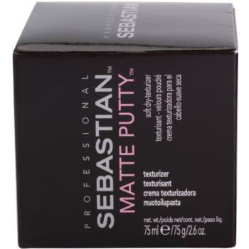 Sebastian Professional Form pasta de pó fina para aspeto mate 2