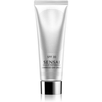 Sensai Cellular Performance Advanced Day Cream crema de zi cu efect lifting SPF 30 poza noua