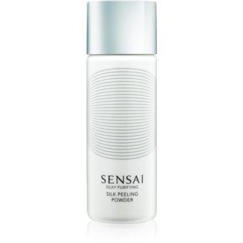 Sensai Silky Purifying Extra Care descuamarea pielii pentru toate tipurile de ten