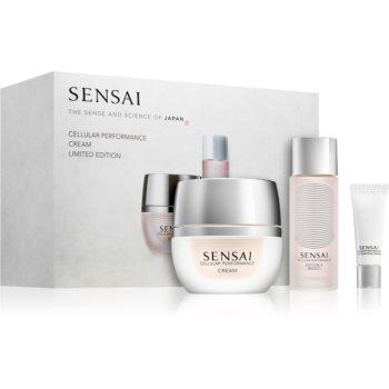 Sensai Cellular Performance Cream Limited Edition set de cosmetice (antirid)