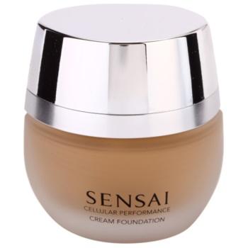 Fotografie Sensai Cellular Performance Foundations krémový make-up SPF 15 odstín CF 25 Topaz Beige 30 ml